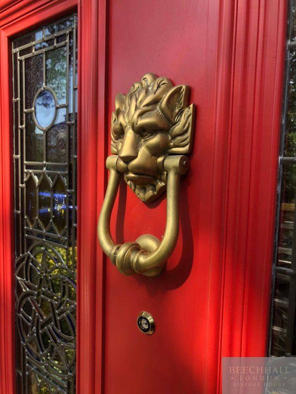Accoya Front Door London